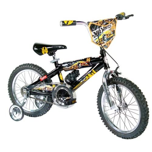 Amazon.com : Hot Wheels Bike (16-Inch Wheels) : Sports & Outdoors