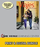 img - for Bundle: Viajes: Introduccion al espanol, 2nd + iLrnTM Heinle Learning Center, 4 terms (24 months) Printed Access Card book / textbook / text book