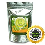 Easy E-Z Herbal Weight Loss Tea - Natural Weight Loss, Body Cleanse and Appetite Control. Proven Weight Loss Formula. 30-Count Tea Bags