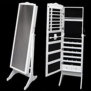 schminkschrank mit spiegel schrank standspiegel. Black Bedroom Furniture Sets. Home Design Ideas