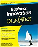 img - for Business Innovation for Dummies   [BUSINESS INNOVATION FOR DUMMIE] [Paperback] book / textbook / text book