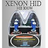 H11 Plasma White Light Bulbs