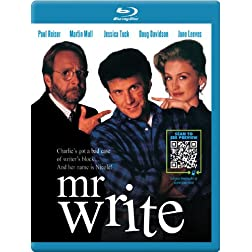 Mr Write [Blu-ray]