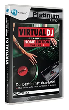 Virtual DJ 5 Home Edition - Platinum Edition