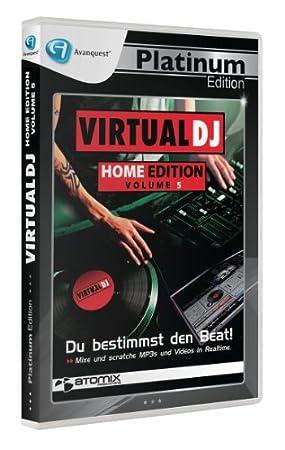 Virtual DJ 5 Home Edition - Platinum Edition