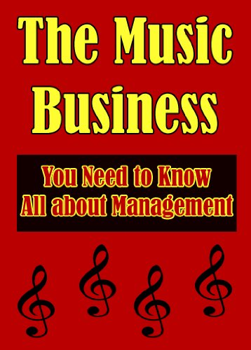 The Music Business: You Need to Know All About Management
