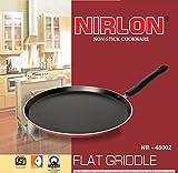 NIRLON Eco450 Non Stick Tawa 27.5 cm diameter(Aluminium, Non-stick)