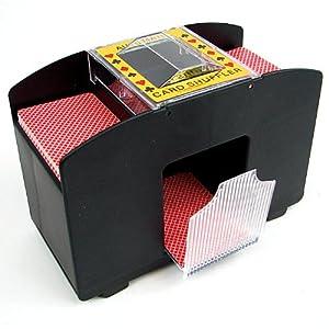 2 Deck Card Shuffler