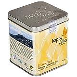 Happy Valley Organic Darjeeling Black Tea (Whole Leaf Tea) - 100 Gms (Pack Of 2)
