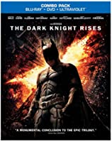 The Dark Knight Rises Blu-raydvd Comboultraviolet Digital Copy by Warner Bros. Pictures