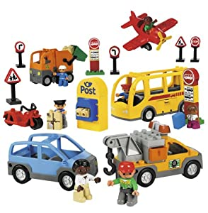 LEGO Education DUPLO Community Vehicles Set 779207 (56 Pieces) from LEGO Education