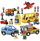 LEGO Education DUPLO Community Vehicles Set 4562972 (56 Pieces)