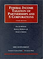 Supplement to Federal Income Taxation of Partnerships and S Corporations