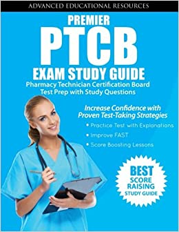 what to study for pharmacy technician certification