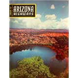 Arizona Highways, February 1957 (Tubac; Pete Kitchen Ranch) (Vol. 33, No. 2)