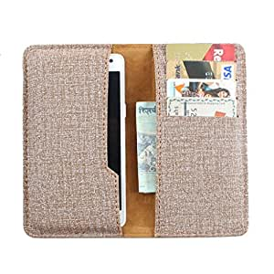 DooDa PU Leather Pouch Case Cover With Card / ID Slots For Oppo Find 7