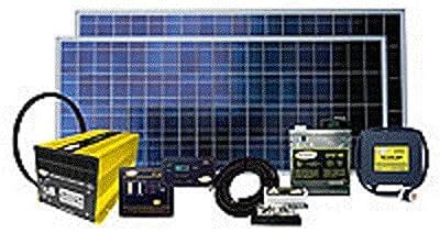 Carmanah - Go Power! Solar Elite 320 Watt Solar Kit