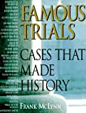 Famous trials (0895776553) by Frank McLynn
