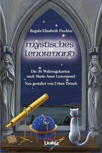 Mystisches Lenormand. Karten: 36 Karten als Pocketversion. Die Wahrsagekarten nach Marie-Anne Lenormand
