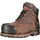 """Timberland PRO Men's CSA 6"""" Boondock Comp Toe PR Waterproof Work Boot"""