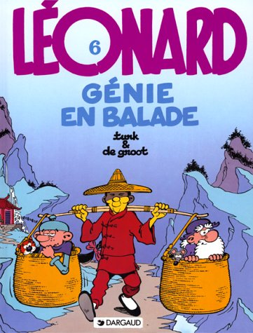 Léonard n° 6 Génie en balade