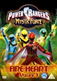 Power Rangers Mystic Force: Volume 3 - Fire Heart [DVD]