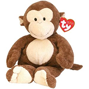 Ty Pluffies Dangles Monkey $7.34