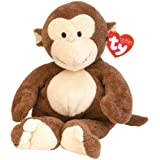 Ty Pluffies Dangles Monkey ~ Ty