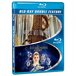 Where the Wild Things Are / Neverending Story [Blu-ray]