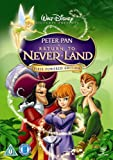 Peter Pan - Return To Never Land (Pixie Powered Edition) [DVD]