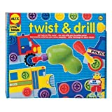 ALEX Toys Little Hands Twist & Drill