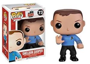 Funko POP Television Sheldon Star Trek Vinyl Figure