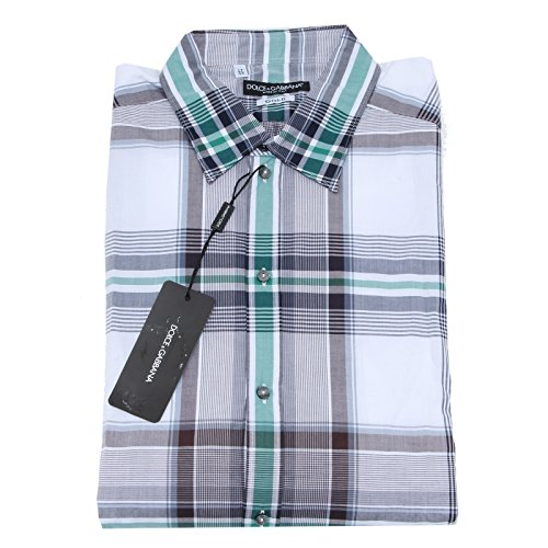 camicia DOLCE&GABBANA D&G GOLD camicie uomo shirt men 35755 [17 (43)]