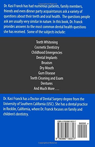 Your Family's Dental Care: From Oral Cancer To Teeth Whitening, Answering Your Most Important Dental Questions
