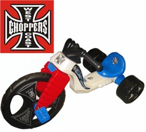 """The Original Big Wheel """"WEST COAST CHOPPER"""" 16 Inch Limited Edition Ride-on Trike"""