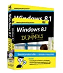 Windows 8.1 for Dummies Book + DVD Bu...