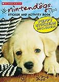 Nintendogs Sticker Book