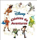 Clasicos de aventuras: Disney's Adventure Stories, Spanish-Language Edition (Tesoros de Disney) (Spanish Edition)
