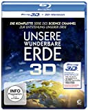 Image de Unsere wunderbare Erde (3D Vers.) [Blu-ray] [Import allemand]
