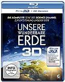 Image de Unsere wunderbare Erde (3D Vers.) [Blu-ray] [Import allemand]