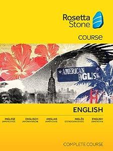 Rosetta Stone English (American) Complete Course PC  [Download]