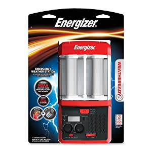 Energizer Weather Ready Multi Function NOAA Lantern by Energizer