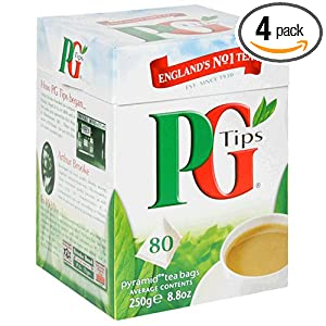 Amazon - Up to 40% off PG Tips Tea - up to 40% off