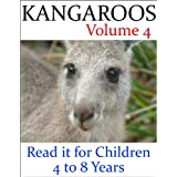 Kangaroos (Read it book for Children 4 to 8 years)