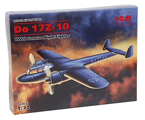 ICM Models Do 17Z-10 WWII German Night Fighter