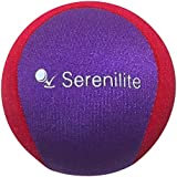 Serenilite Dual Colored Hand Therapy & Stress Relief Balls - Optimal Relief- Great for Hand Exercises and Strengthening