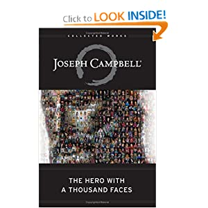 Click here to learn more about THE HERO WITH A THOUSAND FACES by Joseph Campbell
