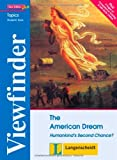 img - for Viewfinder Topics. The American Dream. Students' Book book / textbook / text book