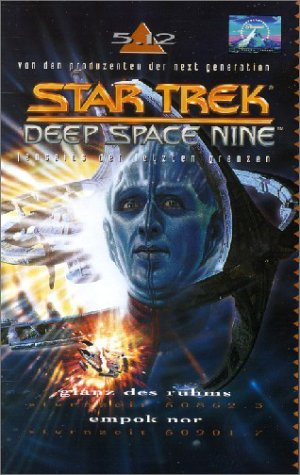 Star Trek - Deep Space Nine 5.12: Glanz des Ruhmes/Empok Nor [VHS]