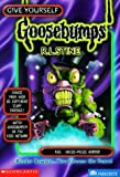 Hocus-Pocus Horror (Gygb #35)